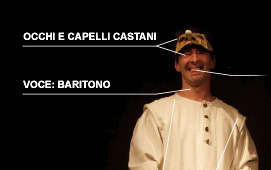 20/04/12 Enrico Bonavera<br/>I segreti di Arlecchino