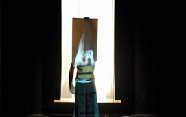 12/05/12 Alessandro Martinello<br />Tam TeatroMusica<br />IAI + Beware of Jamming Fingers