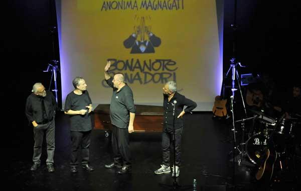 12/10/2012 Anonima Magnagati<br />Bonanote Sonadori