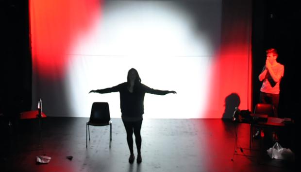 venerdì 21/03/2014<br />Nicola Perin/Eleonora Fontana<br />Faceless