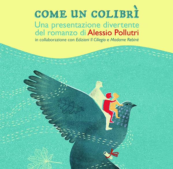 domenica 30/03/2014<br />Alessio Pollutri<br/>Come un colibrì