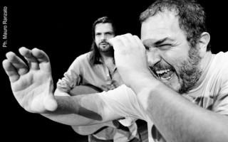 <strong>07/05/2016</strong> Teatro Boxer<br />Andrea Pennacchi  Giorgio Gobbo<strong> <br />LA TIGRE DI VERONA</strong>