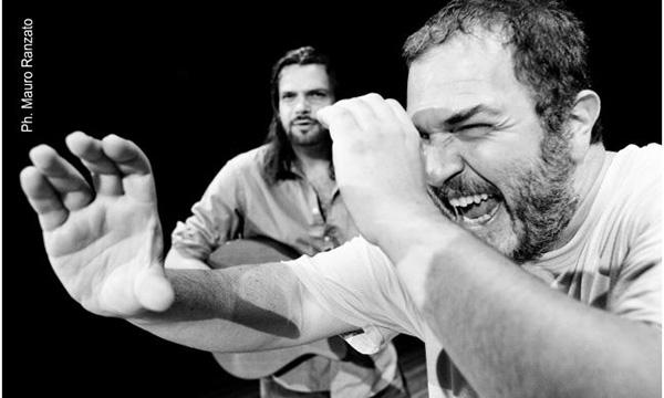 07/05/2016<br />Teatro Boxer<br />Andrea Pennacchi  Giorgio Gobbo<br />LA TIGRE DI VERONA