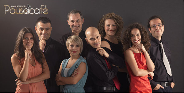 17/10/2015<br />Pausacafé Vocal Ensemble<br />serata gospel e non solo