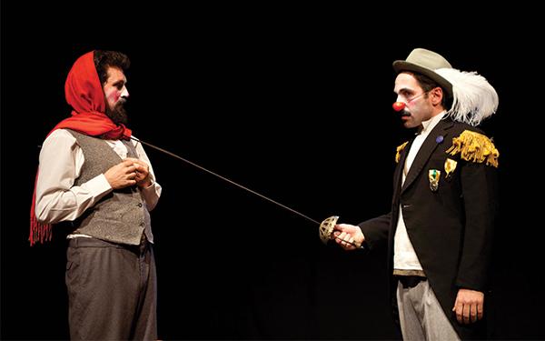 21/02/2016<br />Compagnia Villari-De Luca<br />Cyrano dans la lune