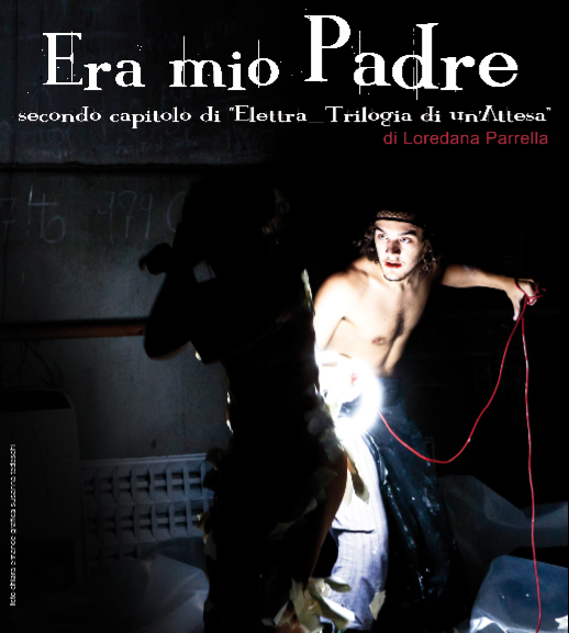 07/02/2016<br />Cie Twain<br />Physical Dance Theatre<br />Era mio padre