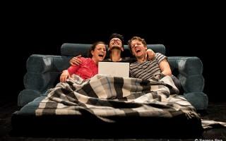 21/01/2017<br />Amor Vacui Compagnia Teatrale<br />DOMANI MI ALZO PRESTO