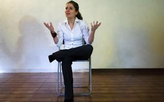 03/02/2018<br />Valentina Brusaferro<br />PROFETESSA