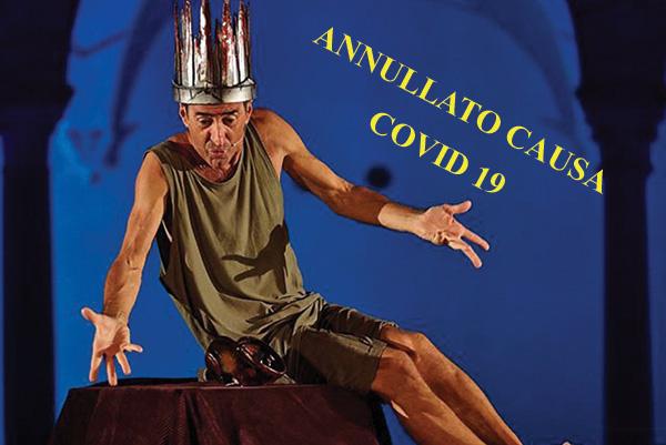 20/03/2020<br />Enrico Bonavera<br />ALICHIN DI MALEBOLGE<br />ANNULLATO Causa Covid 19