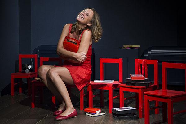09/11/2019<br />Monica Faggiani<br />QUEL CHE RESTA